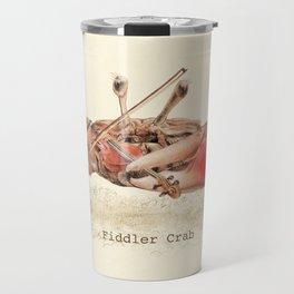 Fiddler Crab Travel Mug