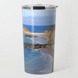 SECLUDED BEACH Travel Mug