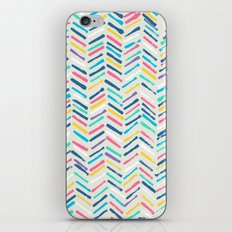 Herringbone iPhone & iPod Skin