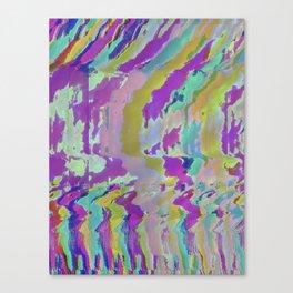 Bent #13: Slower .001 Canvas Print