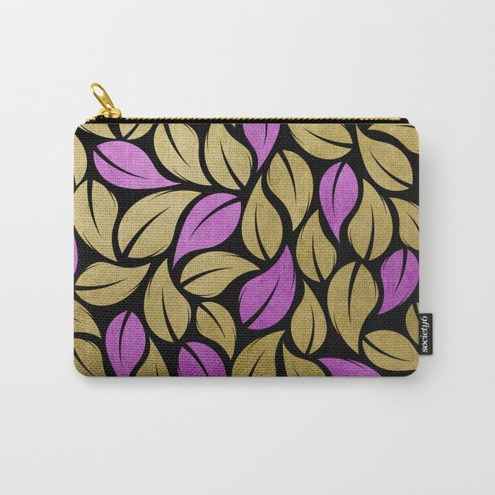falling leaves XIII Carry-All Pouch
