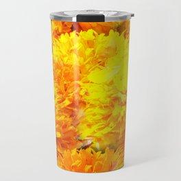 Blooming Flowers Travel Mug