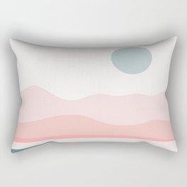 Abstract Landscape 03 Rectangular Pillow