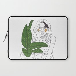 Green Time in the Meantime - 3 Laptop Sleeve