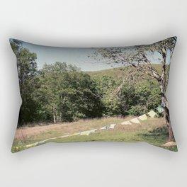 Karma Triyana Dharmachakra Rectangular Pillow