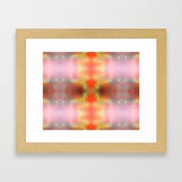 Interstellar fungus Framed Art Print