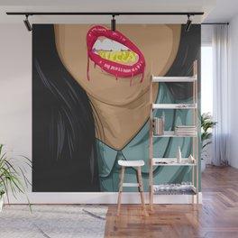 Swag girl Wall Mural