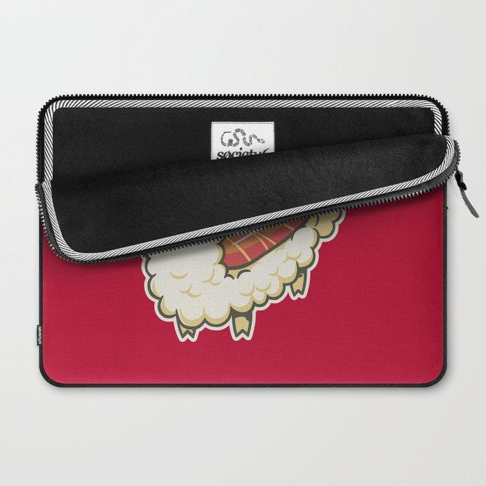 Alpaca Sushi Niguiri II Laptop Sleeve