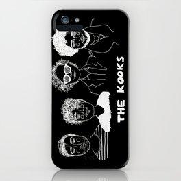 The Kooks (Inverted) iPhone Case