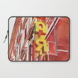 Bar sign in Rome Laptop Sleeve