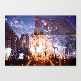 Big Apple Playground Canvas Print