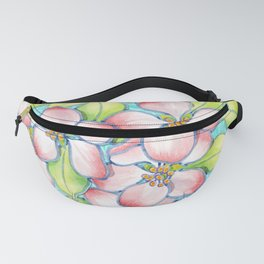 Apple Blossom Fanny Pack