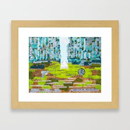 Dream of Awaking Framed Art Print