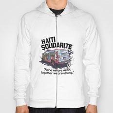 Haiti Solidarity - Ayiti Solidarite Hoody