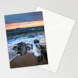 The dawn in motion II Stationery Cards