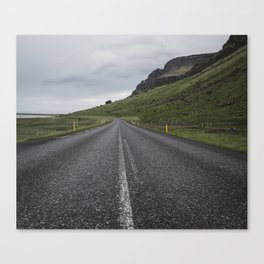 The Power of Adventure Canvas Print