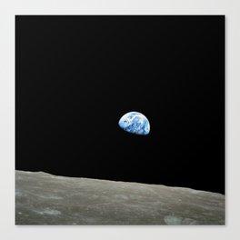 """Earthrise"" Canvas Print"
