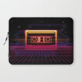 Sunset Cassette Laptop Sleeve