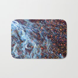 Painted Large Magellanic Cloud Bath Mat