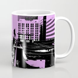 The city shall be pink today! Coffee Mug