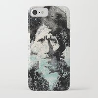 tom selleck iPhone & iPod Cases featuring Tom by Matteo Lotti
