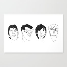 The Smiths Canvas Print
