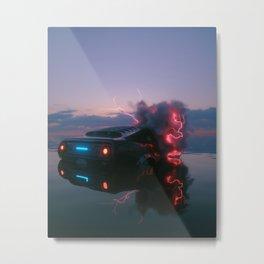 StormRider Metal Print