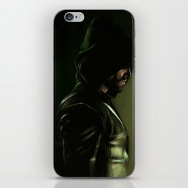 The Arrow iPhone Skin