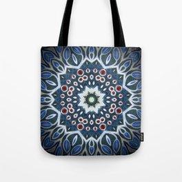 Mandala Seven Tote Bag