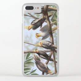 Cockatools Clear iPhone Case
