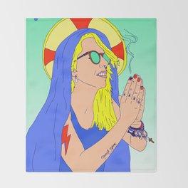Virgin Elektrix Throw Blanket