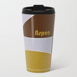 Aspen Mosaic Travel Mug