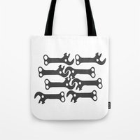 key Tote Bags featuring key! by gasponce