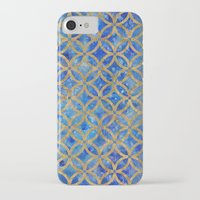 new year iPhone & iPod Cases featuring New year by Edling art