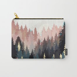 Spring Forest Light Carry-All Pouch