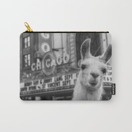 Chicago Llama Carry-All Pouch
