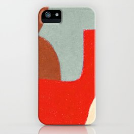 Crossing Town iPhone Case