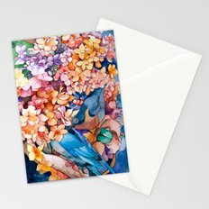 Making nest Stationery Cards