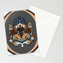 sweet flower of love Stationery Cards