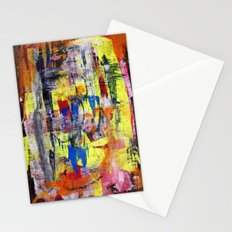 RICHTER SCALE 1 Stationery Cards
