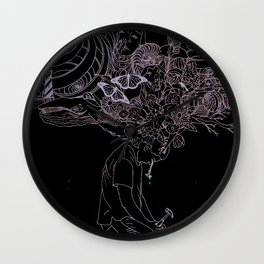 """In Heaven,"" 2015 Wall Clock"