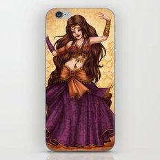 BellyDance iPhone & iPod Skin