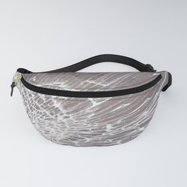 Texture #12 Glass Fanny Pack