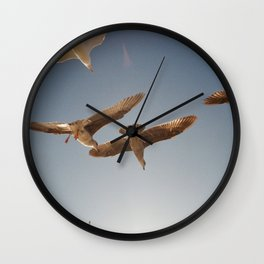 Bird Dance Wall Clock