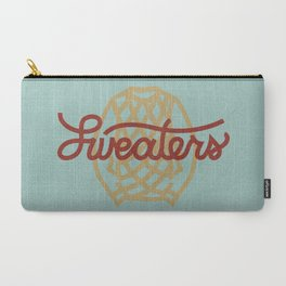 Sweaters Carry-All Pouch