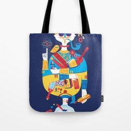 Jack of Smarts (Knave of Slobs) Tote Bag