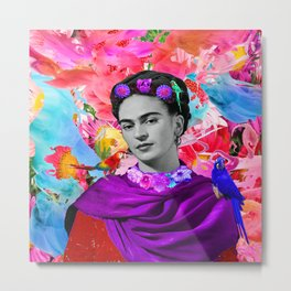 Freeda | Frida Kalho Metal Print