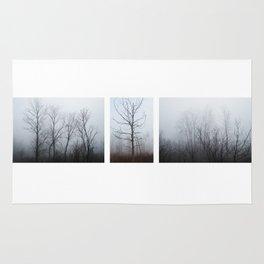 Fog Triptych Rug