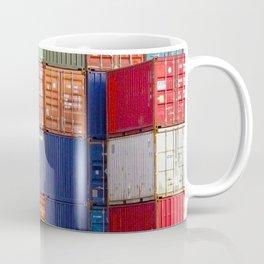 Real life Tetris Coffee Mug
