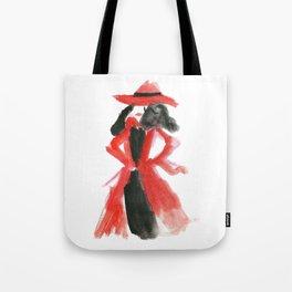 Carmen San Diego Tote Bag